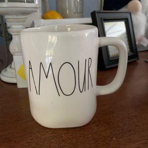 NWT Rae Dunn AMOUR Mug